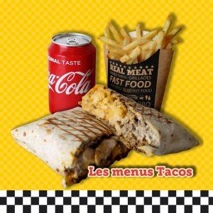 O'Chicken-Tacos | Tacos et menus