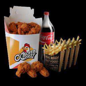 O'Chicken Tacos Menu Family B