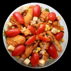 O'Chicken-Tacos Salade